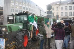 Brusselstractor