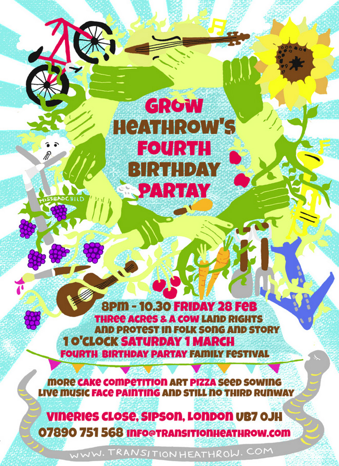 grow heathrow birthday